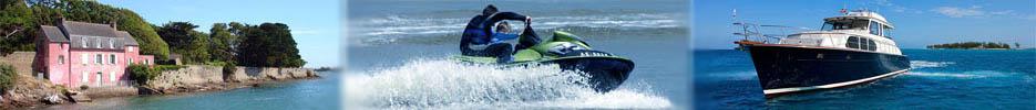 Un site pour ceux qui veulent passer leur permis bateau à vannes